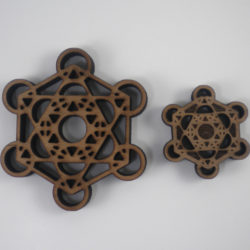 Metatron's Cube Pendants