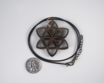 Seed of Life Blossom Pendant