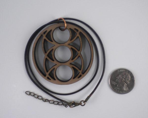 Pisces Eye Trinity Pendant