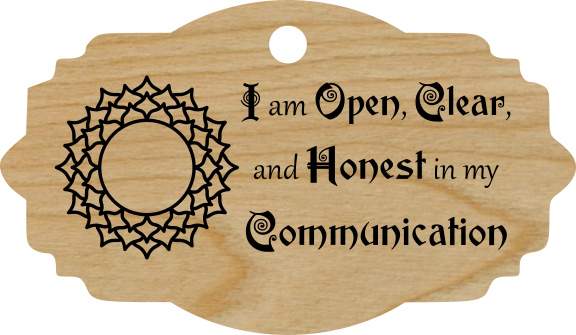 I am Open, Clear, and Honest in my Communication