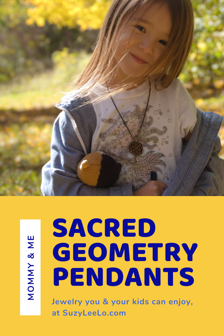 sacred geometry pendants for everyone