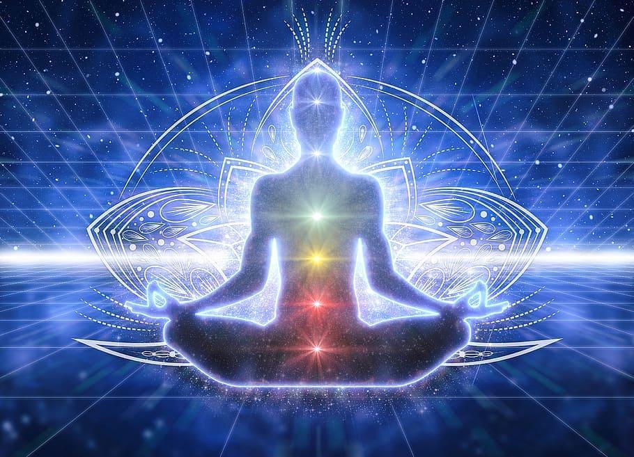 Chakra Healing through meditation and affirmations