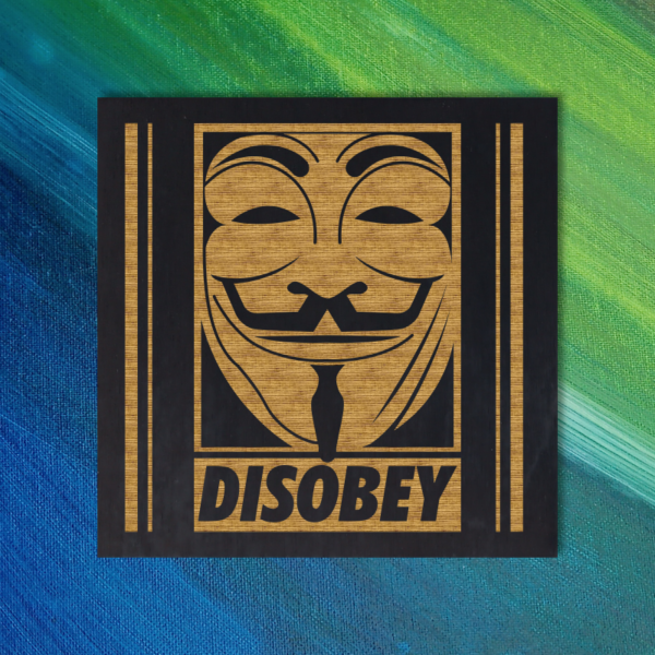 Disobey - Anonymous Magnet
