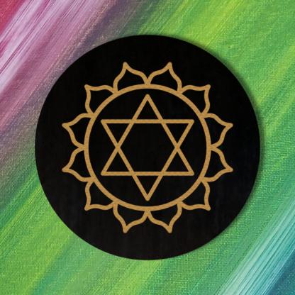 HEART Anahata Chakra Magnet
