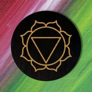SOLAR PLEXUS Manipura Chakra Magnet
