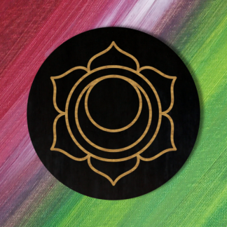 Sacral Svadhisthana Chakra Magnet