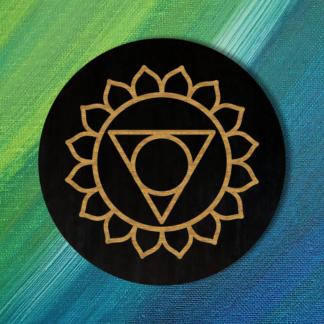 THROAT Vishuddha Chakra Magnet