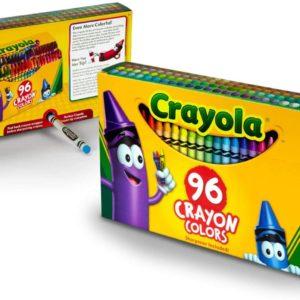96 crayola crayon