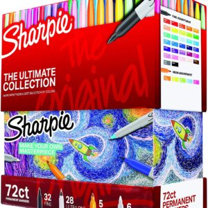 Sharpies permanent markers